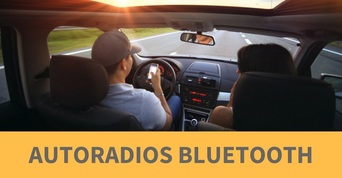 Autoradio iphone