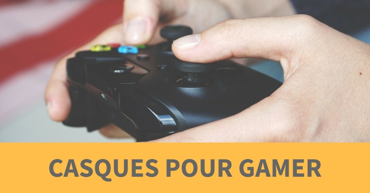 Casques pour gamer