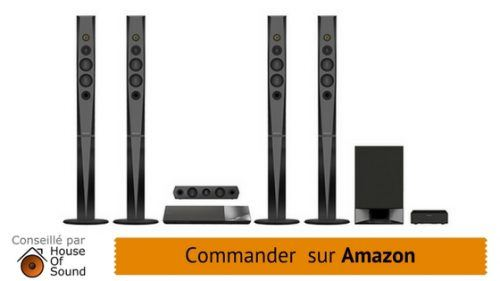 comparer home cinema sony