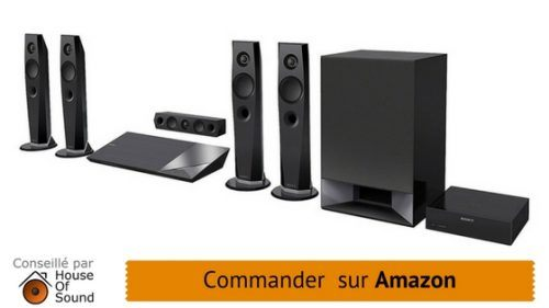 Meilleur home cinema sony