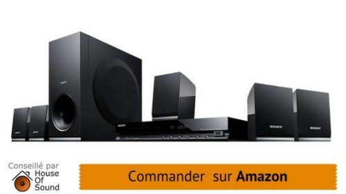 acheter sony home cinema