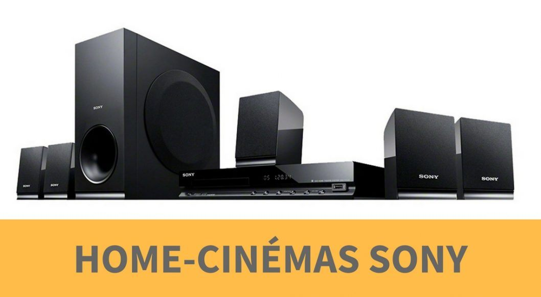 Home cinema sony
